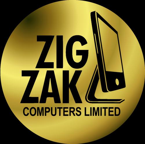 Gold ZigZak Logo
